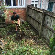 School gardens project