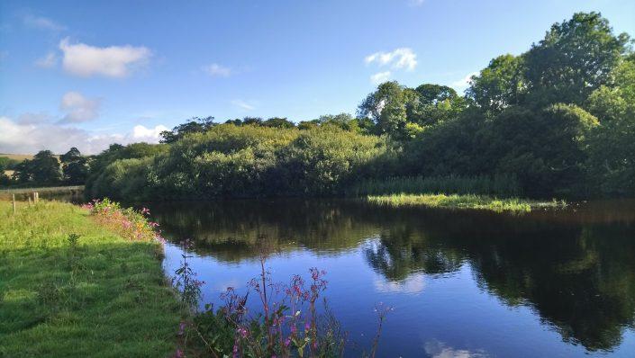 Erme Estuary, Flete Estate, fishing, permit, riverbanks
