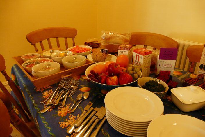 Health and wellness days at Pamflete House