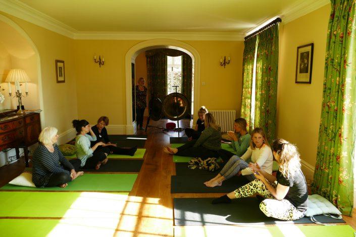 Venue hire, yoga retreats, yoga mats, vogies, venue hire, pamflete house
