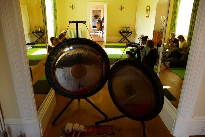 yoga days, wellness retreat, pamflete house, therapy, flete estate, venue hire