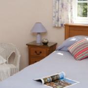 Bosuns single bedroom