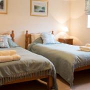 Bosuns twin bedroom