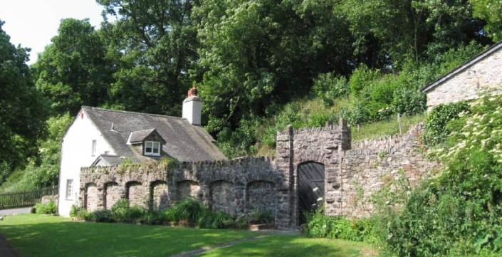 Flete Mill exterior