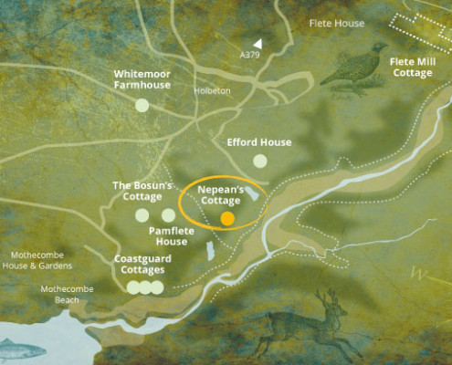 Nepeans map