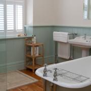 Pamflete claw foot bathroom
