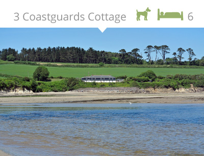 3Coastguards cottages distant view