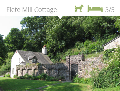 Flete Mill cottage