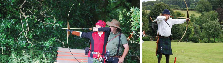 Archery at Flete