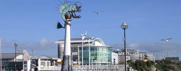 Plymouth aquarium