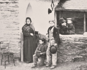 Nepean family at cottage