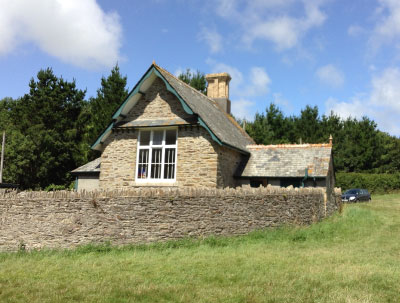 Mothecombe Old School Teahouse