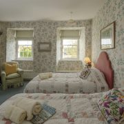 Efford Twin Bedroom