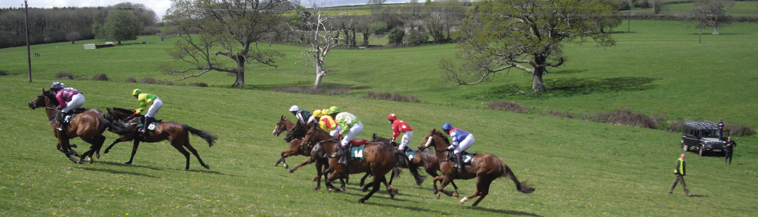 Point to Point Hill Ascent at Flete Park