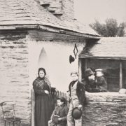 Nepean's family at his cottage