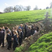 Flete House - The Old Water Well