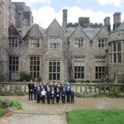 Flete House with Holbeton School Children
