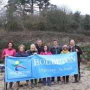The New Holbeton School Logo