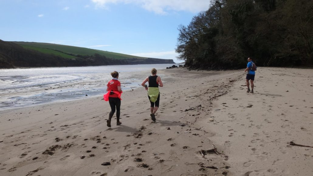 Pamflete beach - nearly there