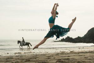 Ballet on Beach, flete estate, mothecombe beach