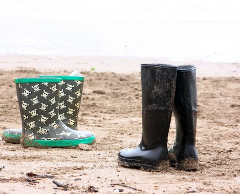 Winter Welly Walks, coastal, holidays, flete estate, beach