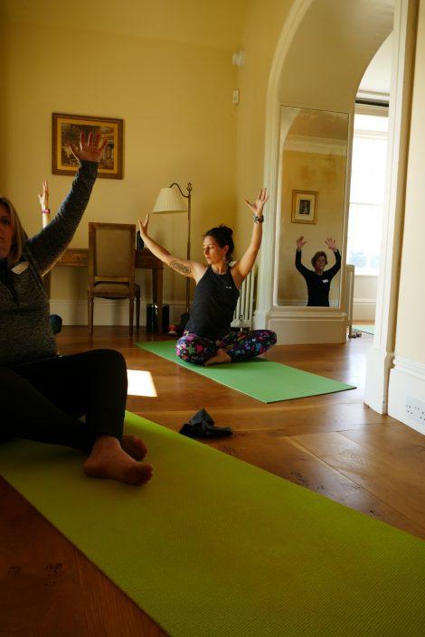 Yoga, relaxation, pamflete house, venue hire, meditation, retreat